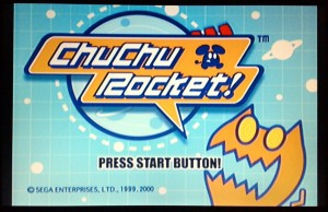Chu Chu Rocket successfully loads up!